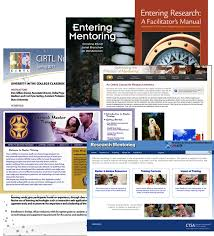 Collection of mentoring curricula