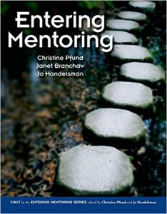 Entering Mentoring Book Cover